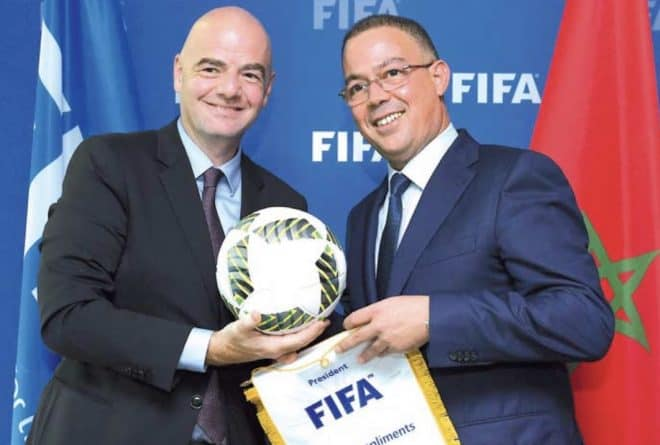 Moroccan Lekjaa eyes post on powerful FIFA Council