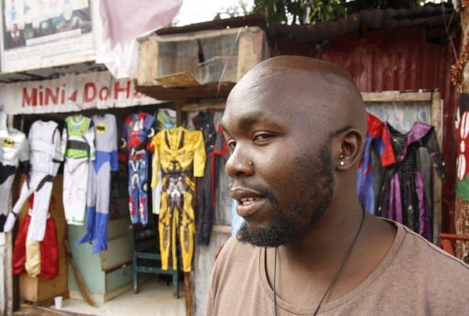 #NairobiNiMimi Series: The story of Charles Githinji
