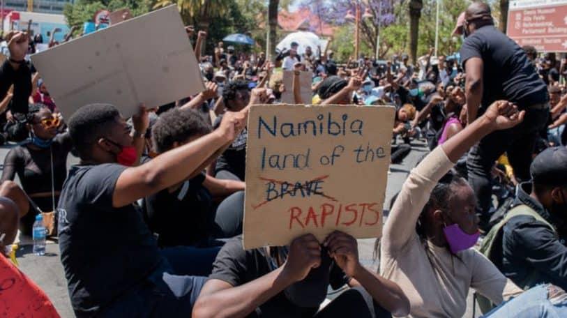 #ShutItAllDown in Namibia – the fight against gender-based violence