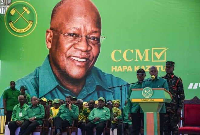 Tanzanian poll is likely to usher in a new era of authoritarianism. Here's why