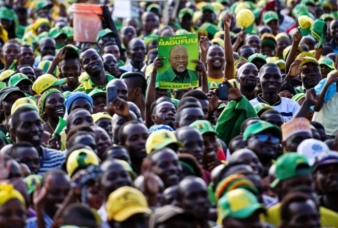 Tanzanian election leaves a highly polarised society with an uncertain future