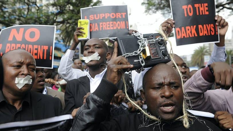 How COVID-19 has worsened attacks against journalists in Kenya