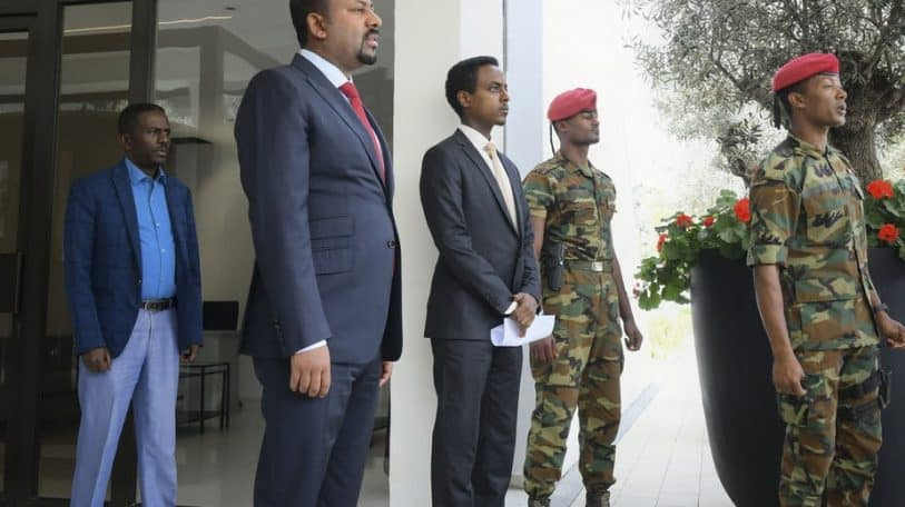 Residual anger driven by the politics of power has boiled over into conflict in Ethiopia
