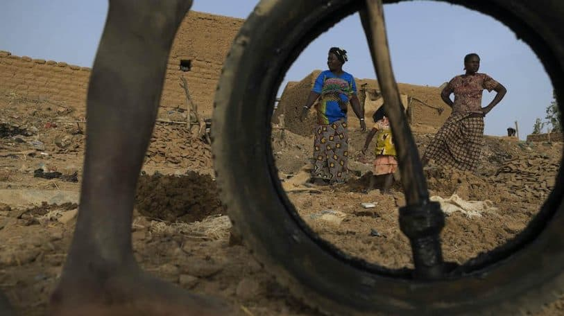 Time to tackle violence against women in Mali