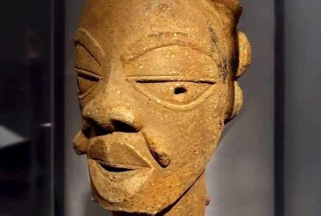Inside the illegal trade in West Africa's cultural heritage