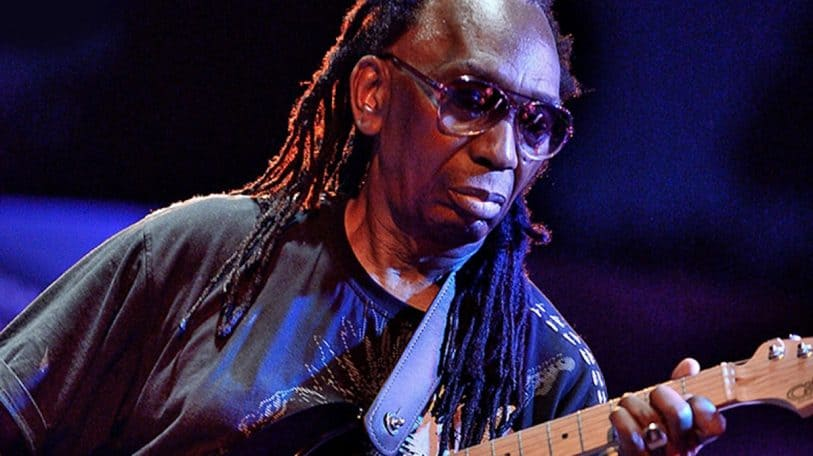 """African leaders are not thinking right"" – Thomas Mapfumo"