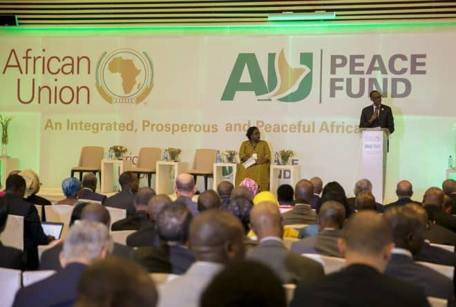 How member states and partners impede the African Union's quest for financial autonomy