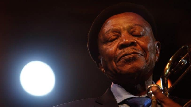 Jonas Gwangwa embodied South Africa's struggle for a national culture