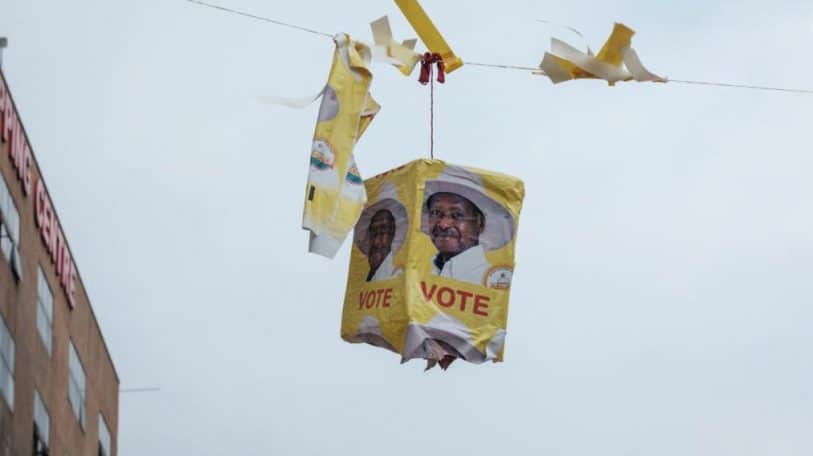 Museveni has failed to win over young, urban Ugandans: why he's running out of options