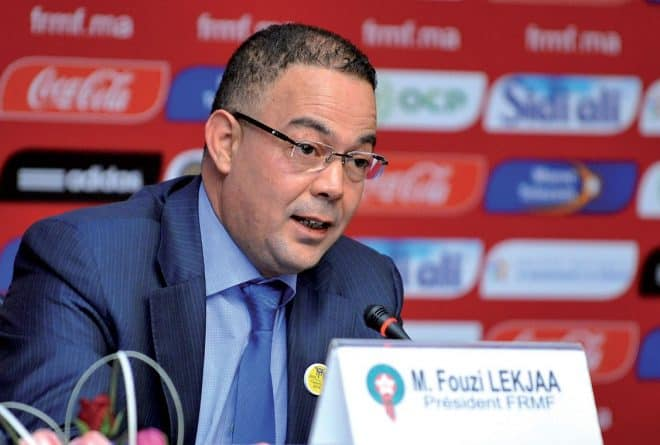 Morocco federation's grand plan for Africa