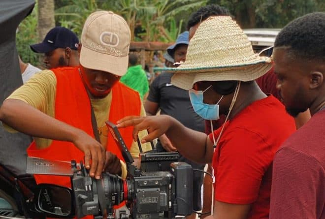 How Nollywood filmmakers are coping with the pandemic