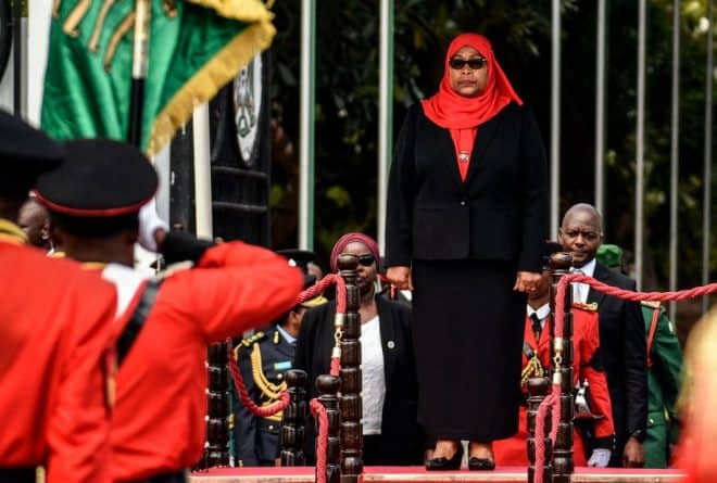 Tanzania's Samia Hassan has the chance to heal a polarised nation