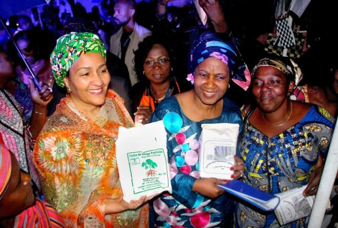 Women and political leadership in Africa: More work needs to be done