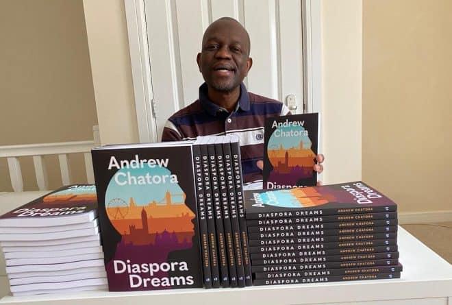 Andrew Chatora's debut novella Diaspora Dreams stares back at the White gaze