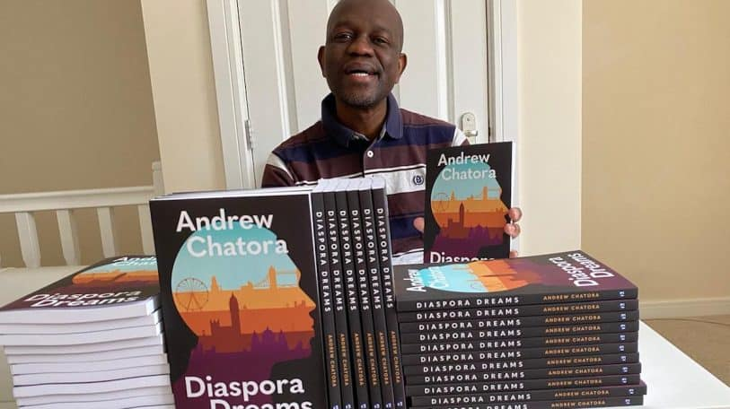 Andrew Chatora's debut novella Diaspora Dreams stares back at the White gaze