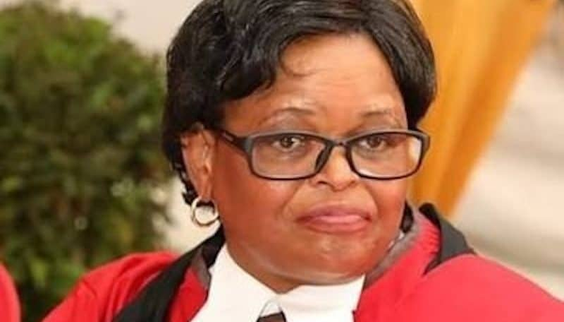 Martha Koome nominated Kenya's first woman Chief Justice