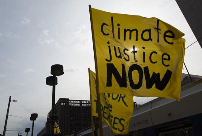 10 key ideas on Climate Justice
