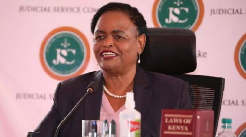 Kenya has its first female chief justice: why this matters