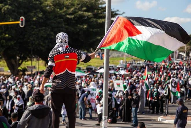 Why should South Africans care about Israel's apartheid?