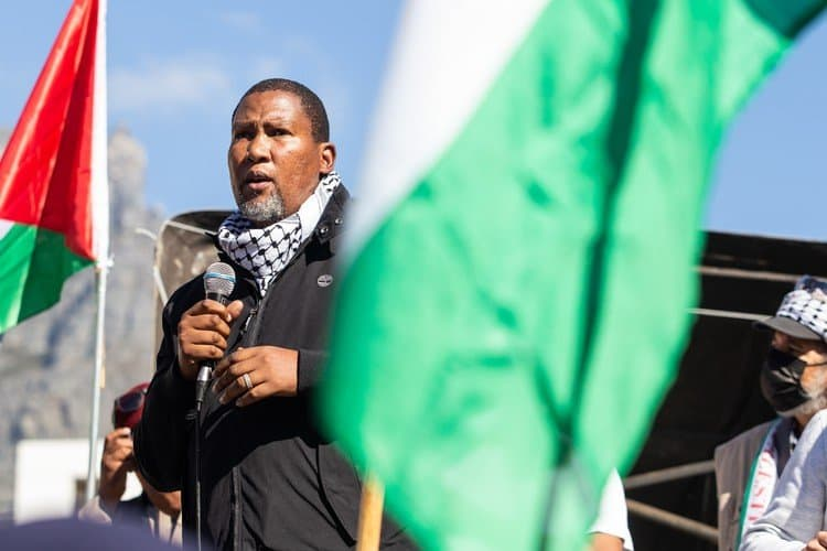 South Africa: Call for Israeli embassy in Pretoria to be closed