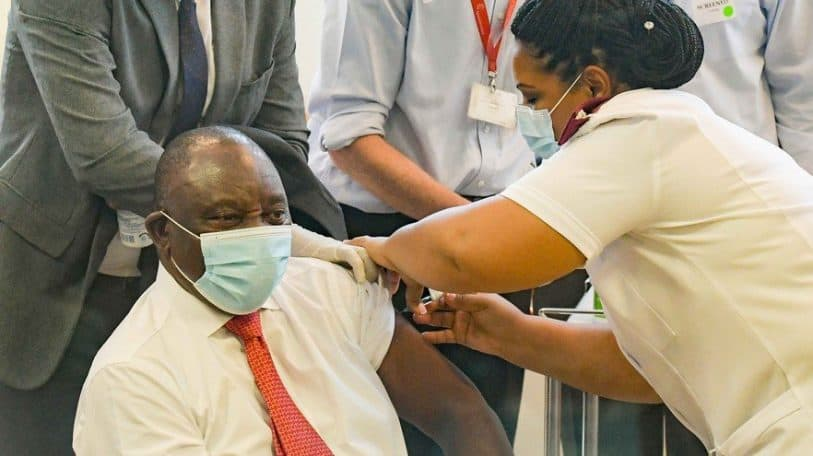 South Africa's vaccine rollout needs a boost