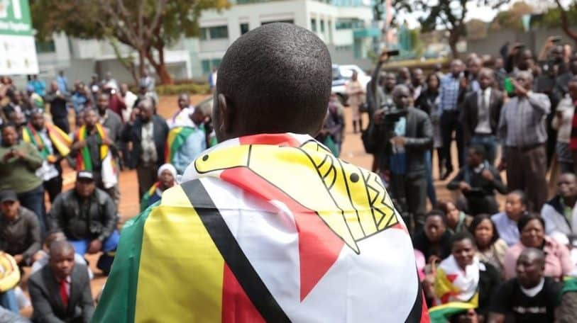 Zimbabwe's notorious youth service revived ahead of election season