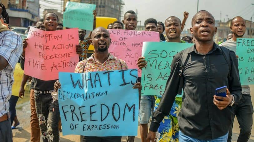 Nigeria's decision to ban Twitter has no legal basis. Here's why