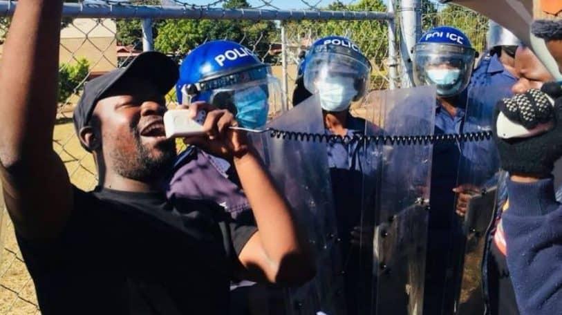 Turning a blind eye to eSwatini