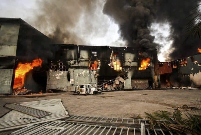 Durban food riots turn the wheel of history