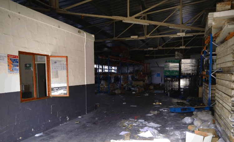 Food supply to 675,000 people cut off after Durban food bank ransacked