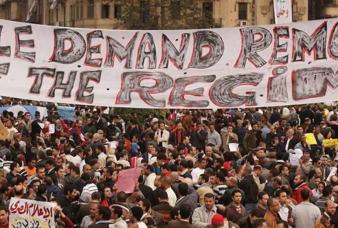 The Arab Spring struggle is far from over