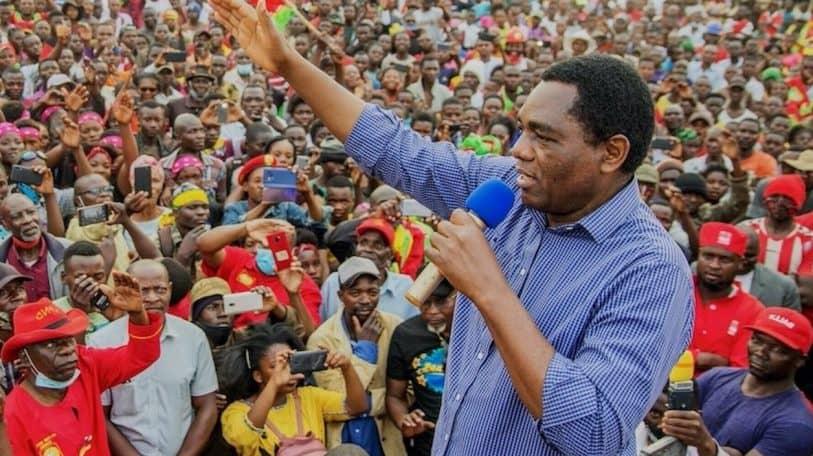 Zambians vote for economic reform