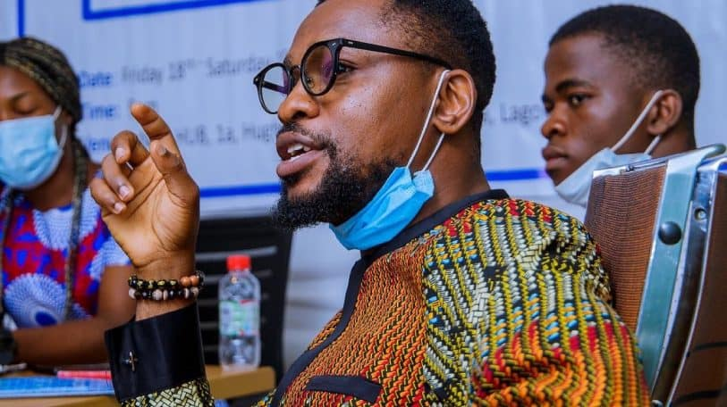 Mr. Climate — Nigeria's indefatigable campaigner rallying for youth-led climate action