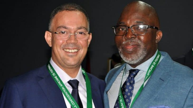 World Cup every 2 years: Pinnick supports Lekjaa