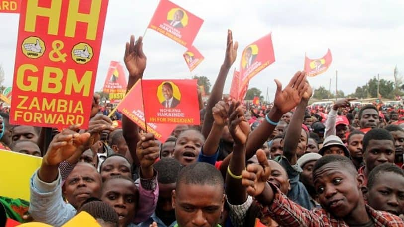 Four priorities for Zambia after the 2021 elections