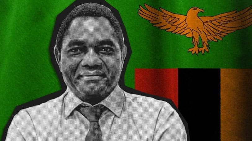 Zambia's new president takes aim at the security sector