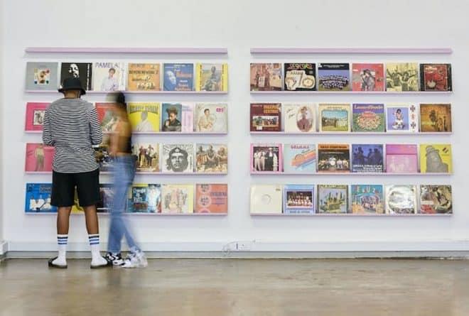 How Zimbabwean artist Kudzanai Chiurai has reinvented the idea of a library