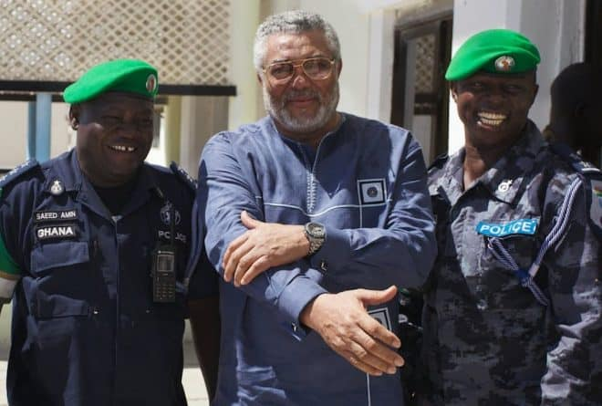 Some Ghanaians hate him, some love him: the mixed legacy of Jerry John Rawlings